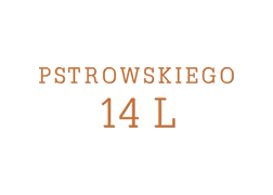 Pstrowskiego 14 L