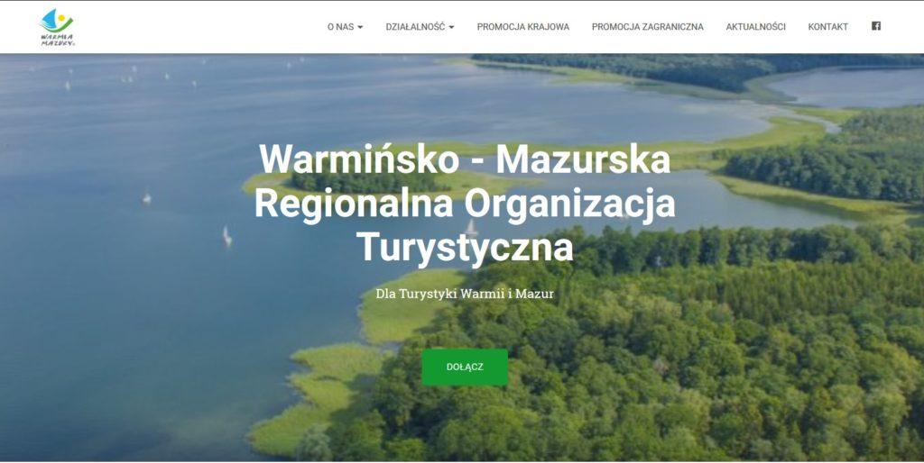 Strona www WMROT